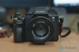 Sony A7 MarkIII launched in India, elevates the entry-level full-frame game