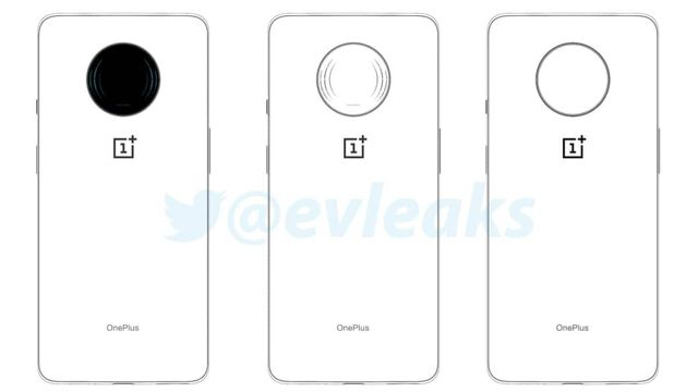 OnePlus 7T Pro leaked design reveals circular rear camera cutout